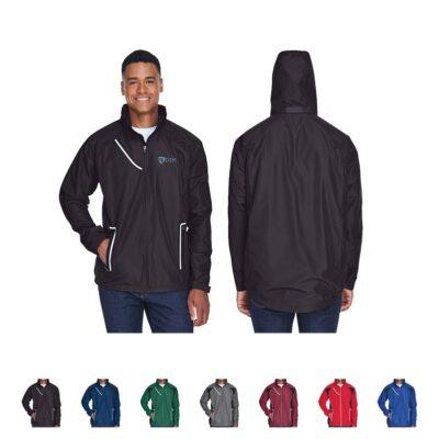 Team 365® Men's Dominator Waterproof Jacket