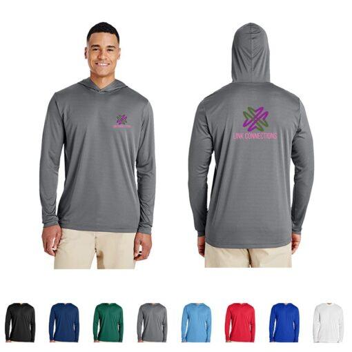 Team 365® Men's Zone Performance Hoodie