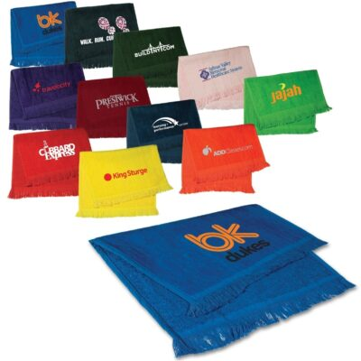 "Velour Sport Towel (11""x18"")"