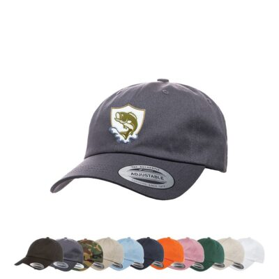 Yupoong® Adult Low-Profile Cotton Twill Dad Cap