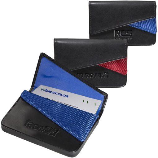 Fairview Business Card Case